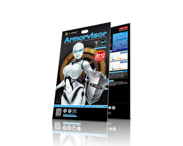 X.ONE Armorvisor Screen Protector (3rd Generation)