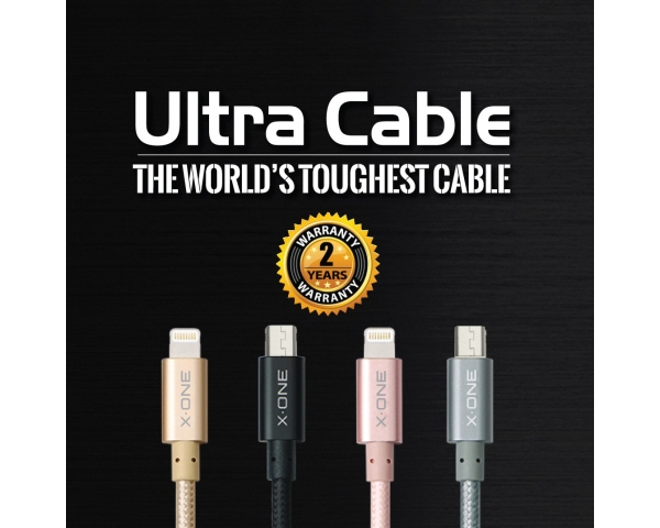 Ultra Cable (for apple )MFi